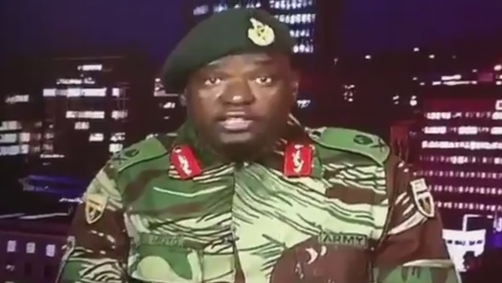 Zimbabwe: des officiers démentent un coup d'Etat militaire