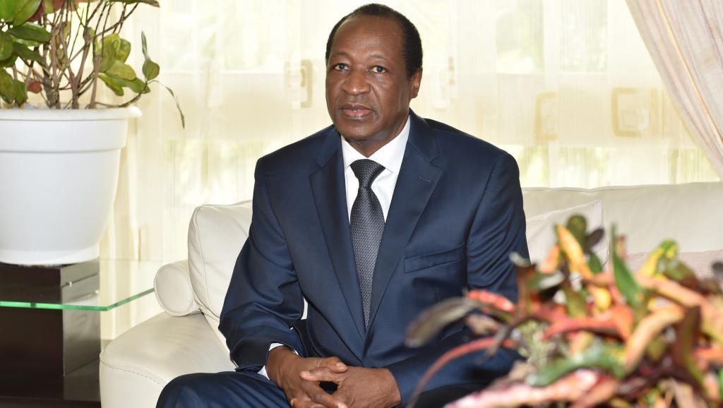 Côte d'Ivoire: l'ex-président burkinabè Compaoré sort de son silence