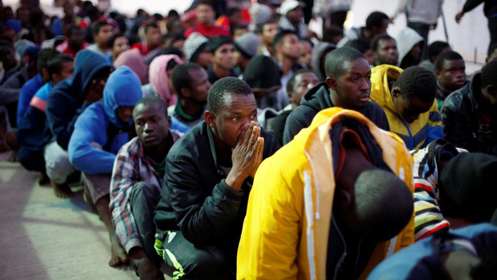 L'Afrique s'indigne du sort des migrants vendus comme esclaves en Libye