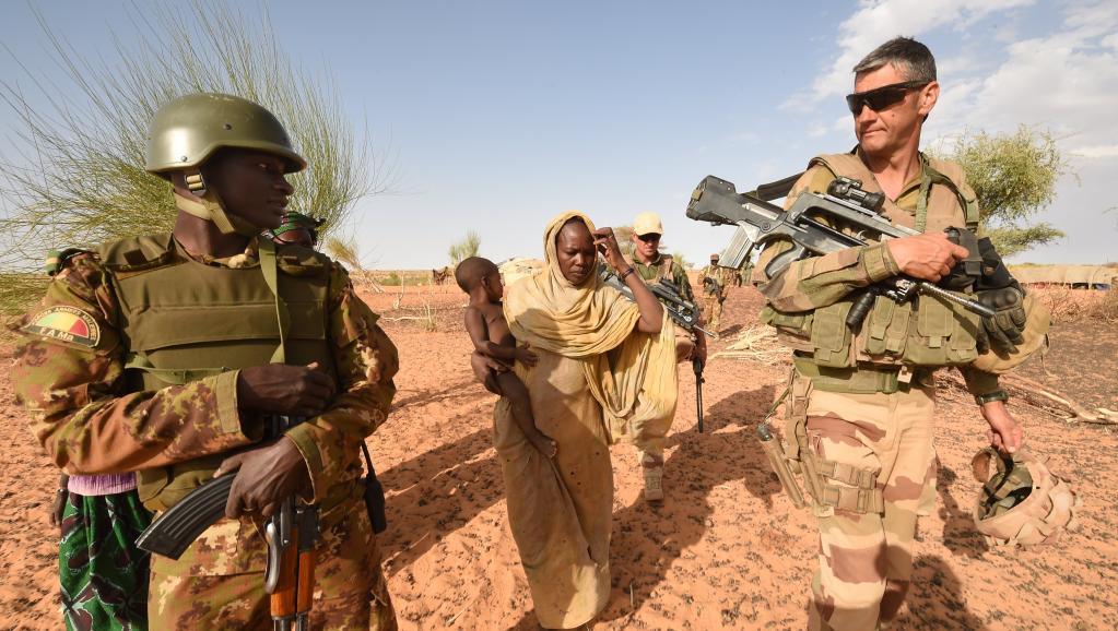 La lente reconstruction de l'armée malienne