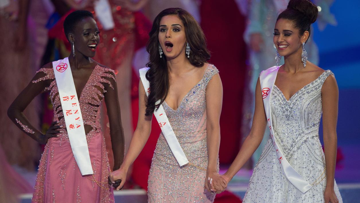 Miss Monde: Miss Inde couronnée, la Française Aurore Kichenin dans le top 5