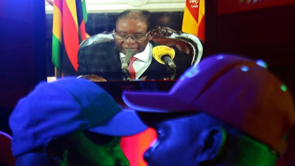 Zimbabwe: Robert Mugabe finit son intervention sans annoncer sa démission