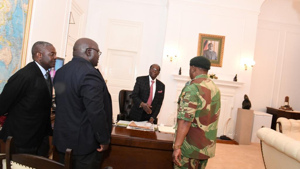 Zimbabwe qui est fidelis mukonori m diateur entre mugabe et l arm e - Difference entre conciliateur et mediateur ...