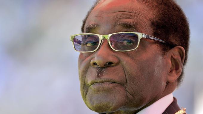 Zimbawé : Robert Mugabe démissionne après 37 ans de pouvoir