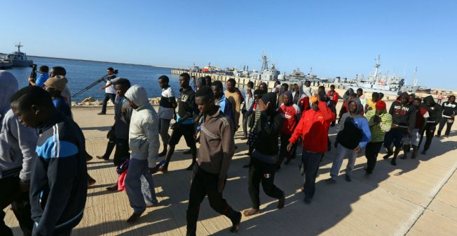Après la vidéo sur l'esclavage en Libye, le Rwanda prêt à accueillir 30 000 migrants africains