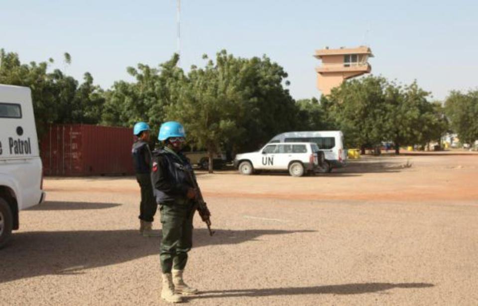 Mali: Trois Casques bleus et un soldat malien tués dans le nord-est du pays