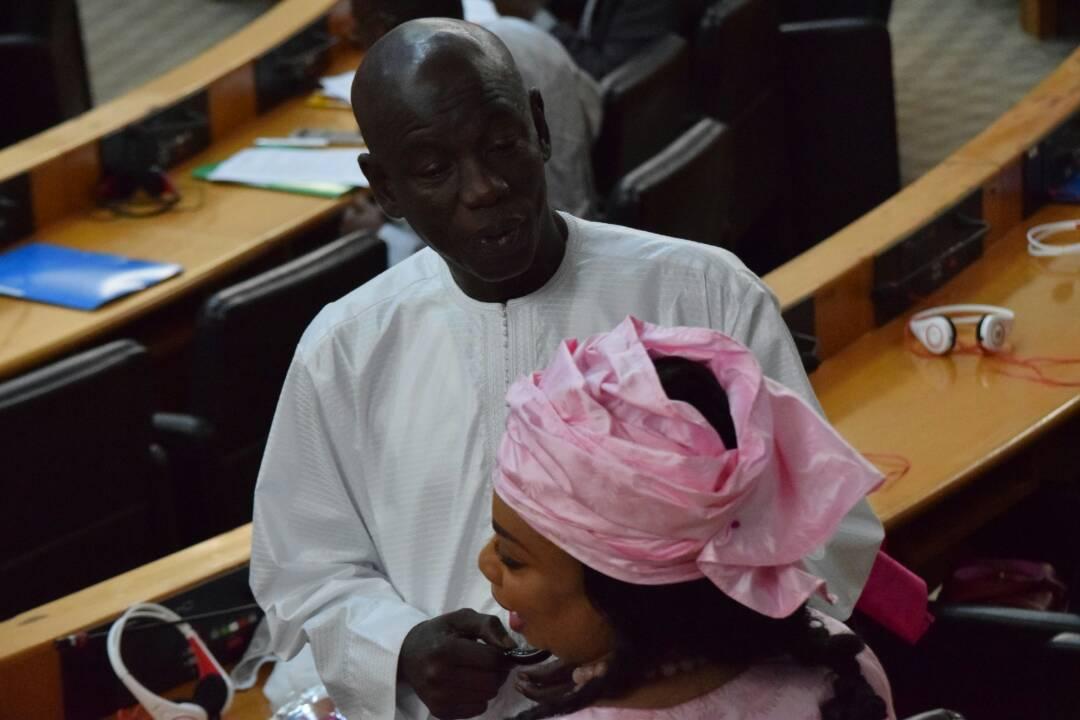 "Abdoulaye Wilane à sa sortie de l'Assemblée nationale : ""On a rendu service à Khalifa Sall"""