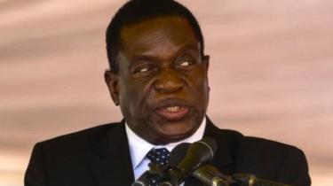 Mugabe, l'archevêque et le collier