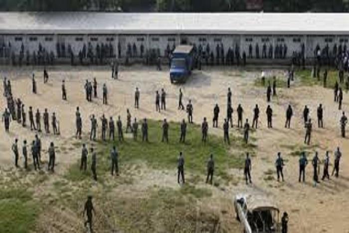  Mutinerie en 2009 au Bangladesh: 139 soldats condamnés à mort en appel