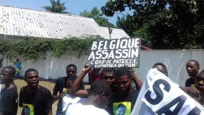  Hostilités contre la Belgique à Kinshasa