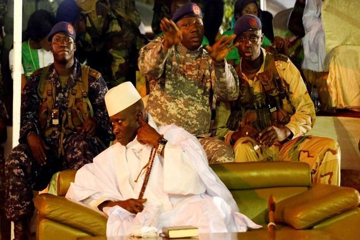 Gambie: une dizaine de soldats poursuivis en cour martiale pour trahison