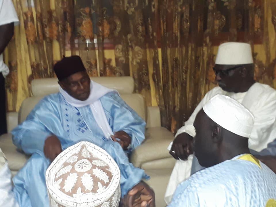 Tivaoune: Wade envoie Oumar Sarr chez le Khalif général des Tidianes