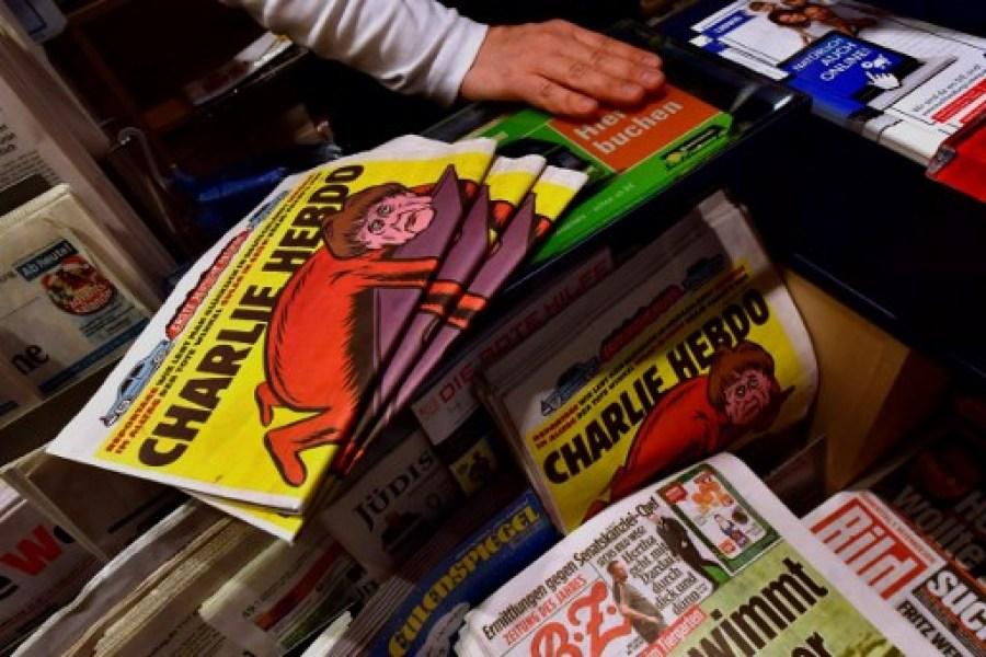 Charlie Hebdo arrête son édition allemande faute de lecteurs