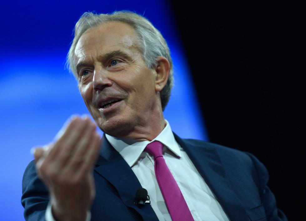 Tony Blair convaincu qu'il est possible d'arrêter le Brexit