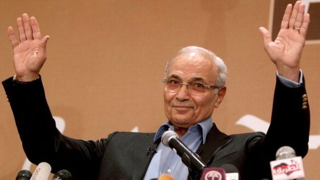 Egypte : l'ancien premier ministre Shafik introuvable