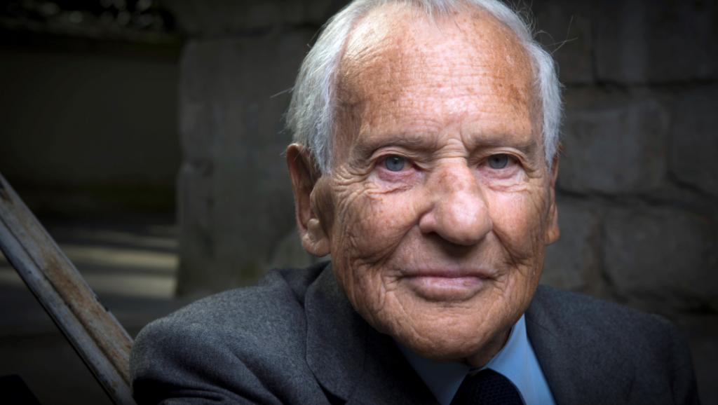 Décès de Jean d'Ormesson, écrivain français et académicien