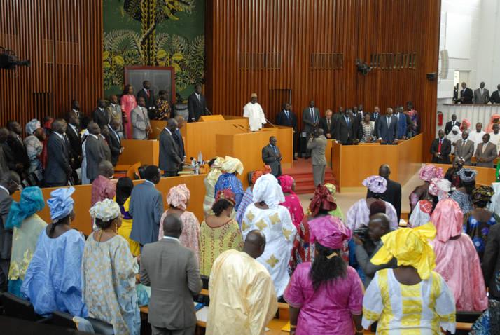 Assemblée nationale : Fin de la séance après 10 heures de débats