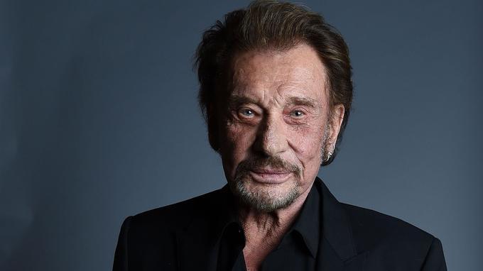 La star française Johnny Hallyday est décédée cette nuit