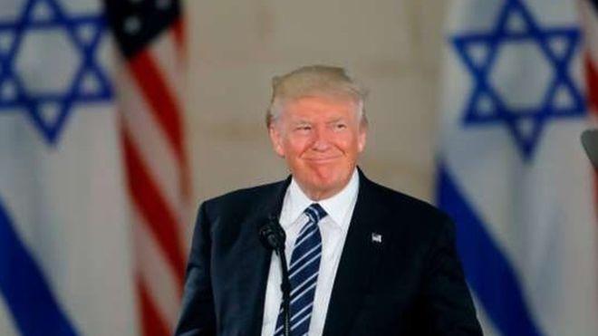 Trump pourrait reconnaître Jérusalem comme la capitale d'Israël