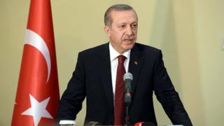 """Erdogan: """"Trump plonge la région dans un cercle de feu"""""""