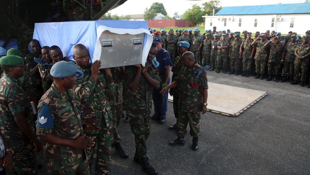 RDC: les déplacés autour de Béni inquiets après les attaques à l'arme lourde