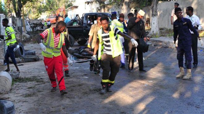Somalie : plusieurs morts dans une attaque suicide