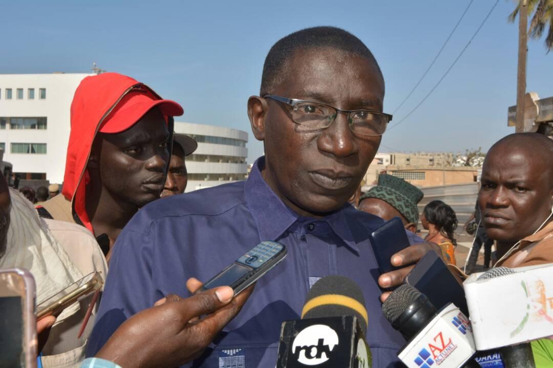 « Nous avons un droit mais sans justice », peste Pr Malick Ndiaye