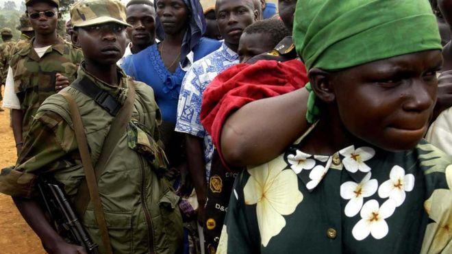CPI: 10 millions de dollars pour les enfants-soldats