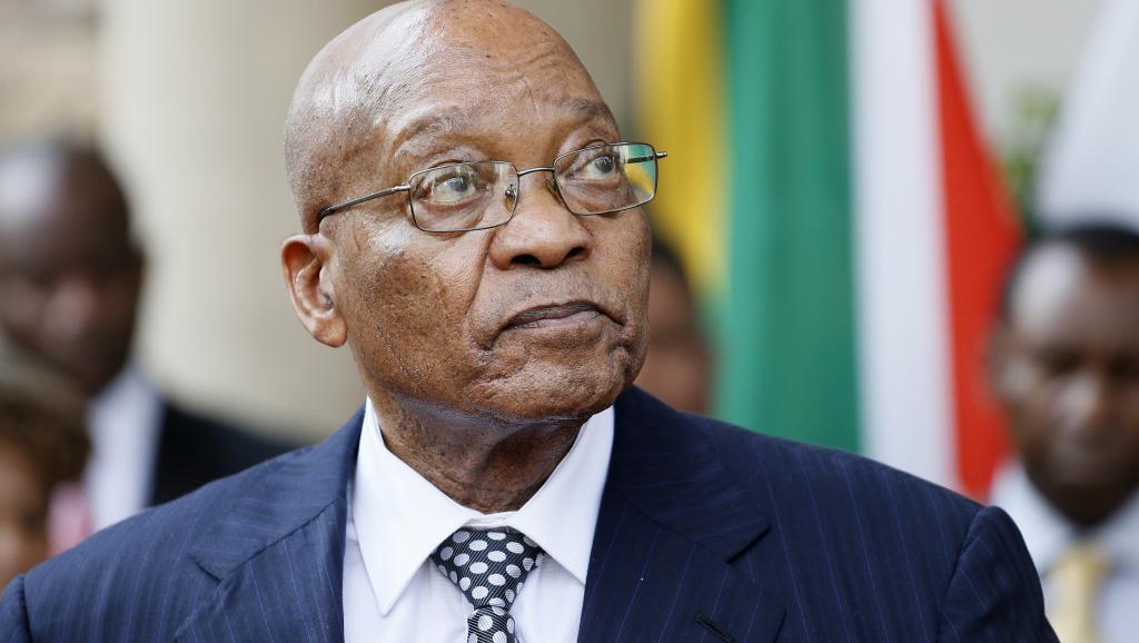 Afrique du Sud: l'ANC sous haute tension pour la succession de Zuma