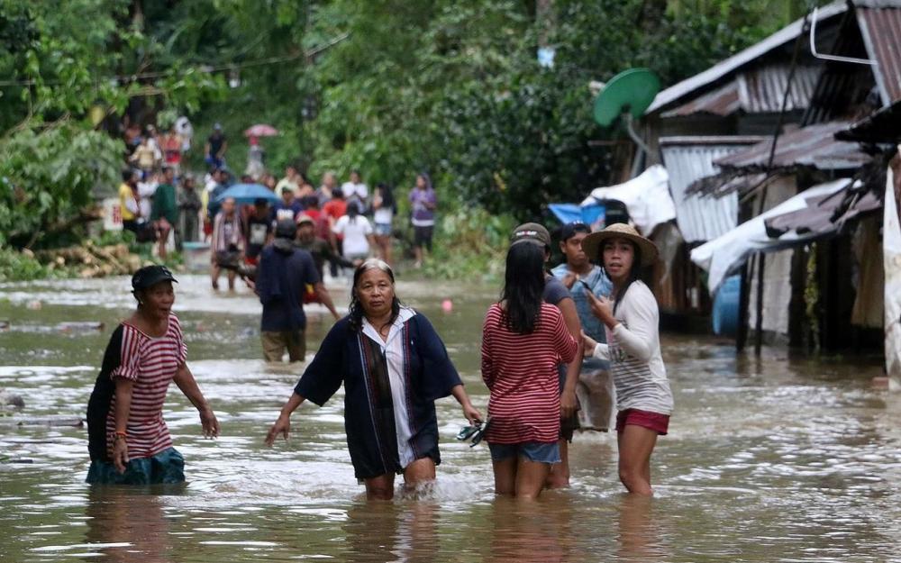 Philippines : Une tempête fait 26 morts