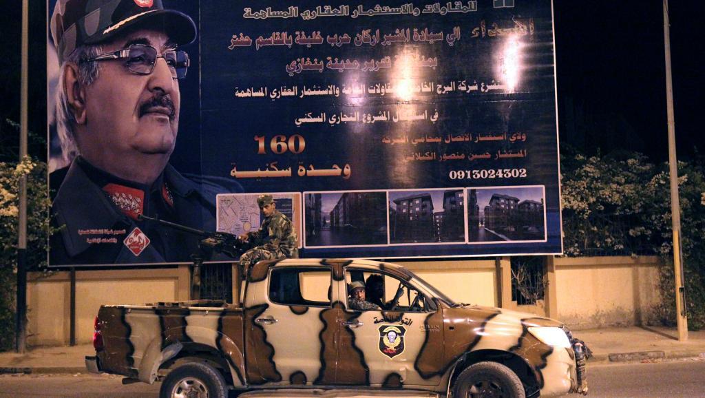 Libye pour Khalifa Haftar, l'accord de Skhirat a expiré