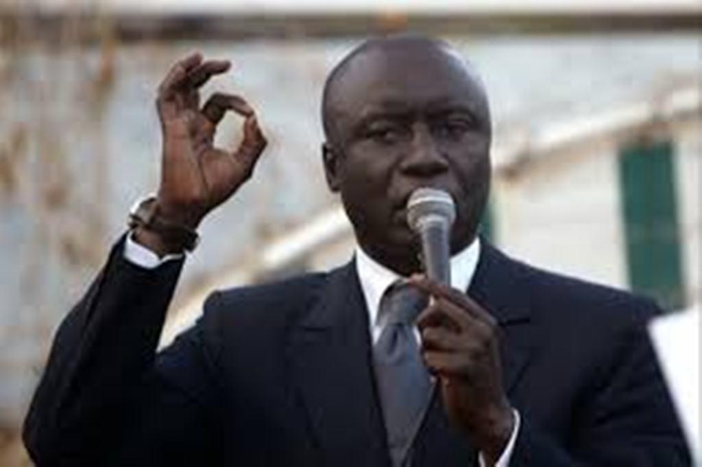 Dialogue politique : Idrissa Seck tacle Macky-«Il n'y a que les personnes qui honorent...»