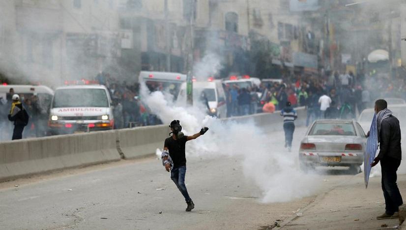 Territoires palestiniens: nouvelle journée de colère contre la décision de Trump