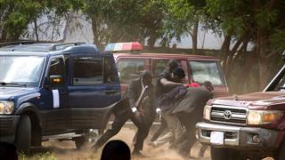 1,3 million armes illégales au Ghana