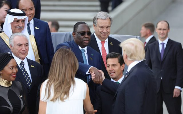 Vote par pays de la résolution sur le statut de Jérusalem : Le Sénégal a tenu tête à Trump, le Togo a voté NON