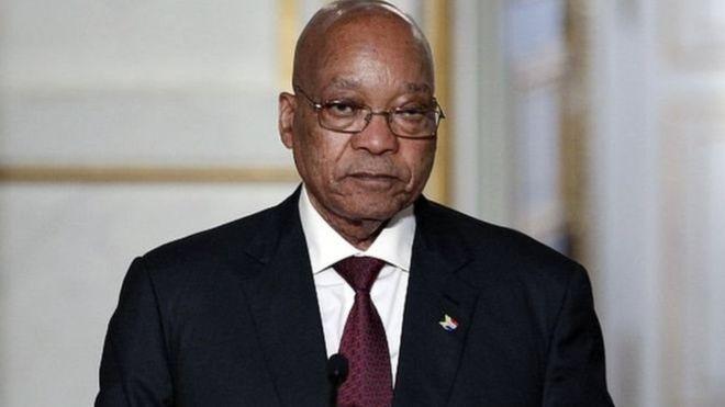 Commission d'enquête sur la corruption: Zuma veut faire appel