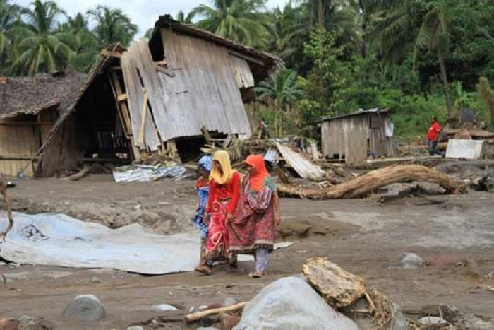 La tempête Tembin aux Philippines a fait 240 morts