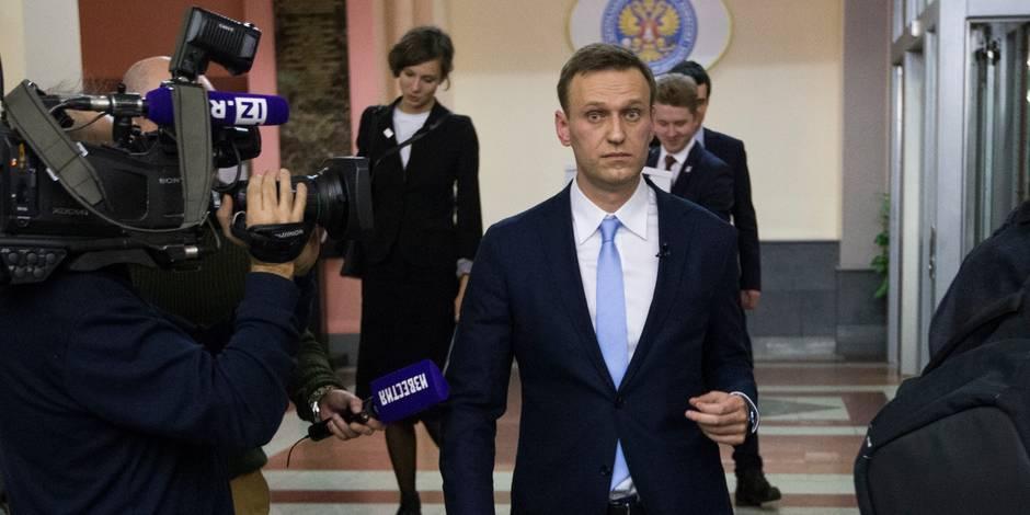Urgent-Russie : la Commission électorale rejette la candidature de l'opposant Navalny à la présidentielle