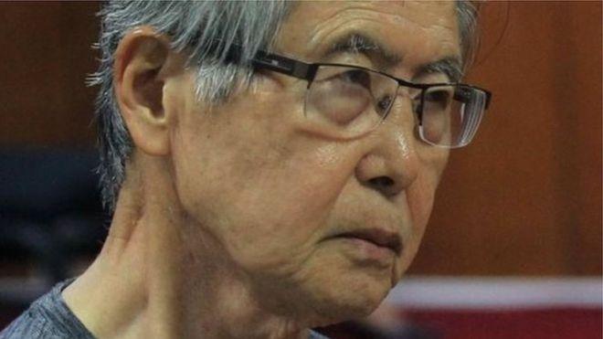 Pérou: Fujimori demande pardon