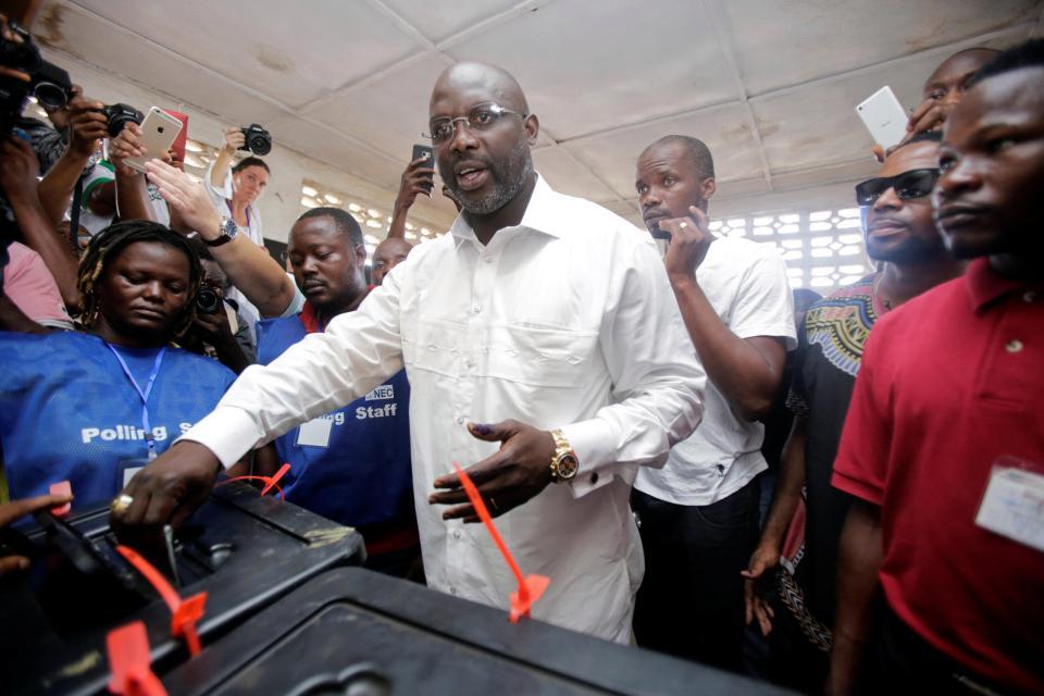 Libéria: Georges Weah enfin président ?