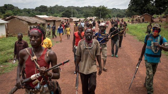 Centrafrique : escalade de la violence