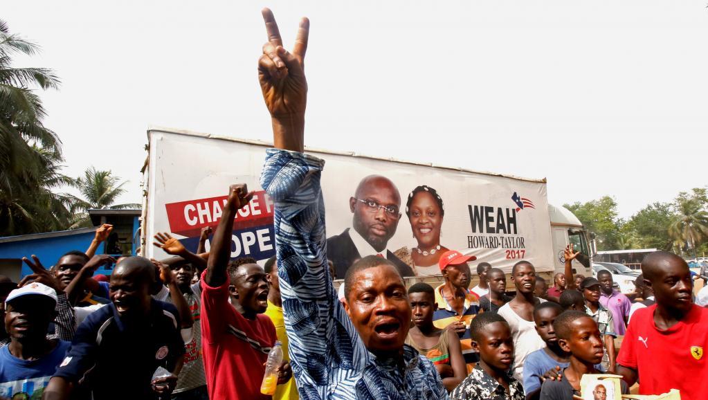 George Weah président du Liberia: chronique d'une victoire annoncée