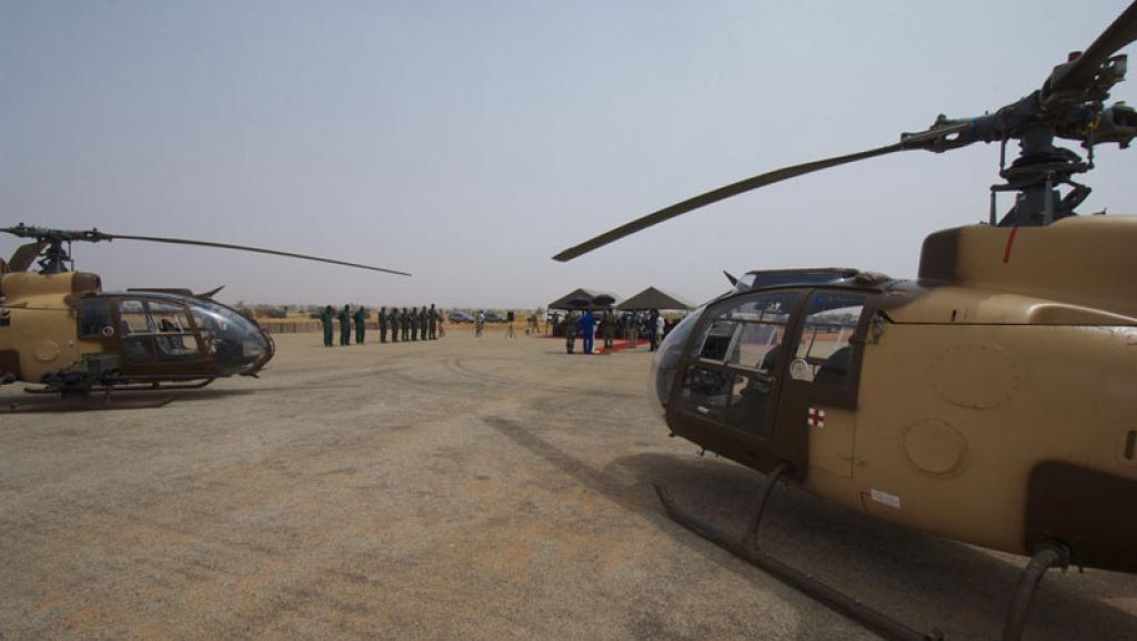 Les hélicoptères au Sahel: précieux et pas toujours disponibles