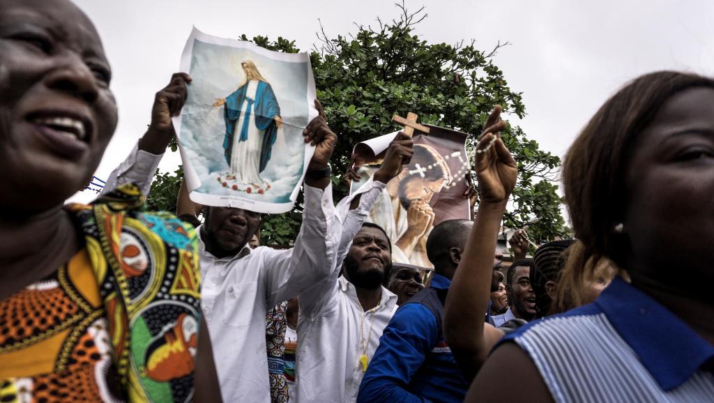Manifestations en RDC: l'Eglise fait preuve de sa capacité à mobiliser