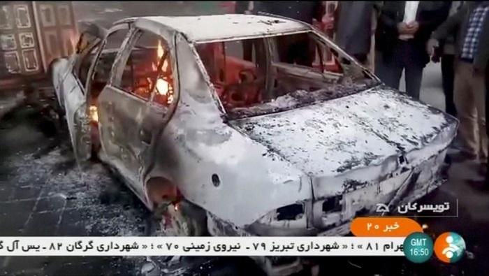 Iran: neuf morts dans les violences de la nuit dernière dans la région d'Ispahan