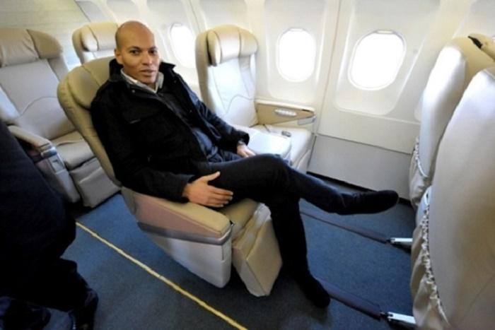 Karim Wade annoncé au Sénégal en juin prochain
