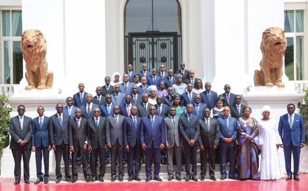 Le communiqué du Conseil des ministres de ce mercredi 03 janvier