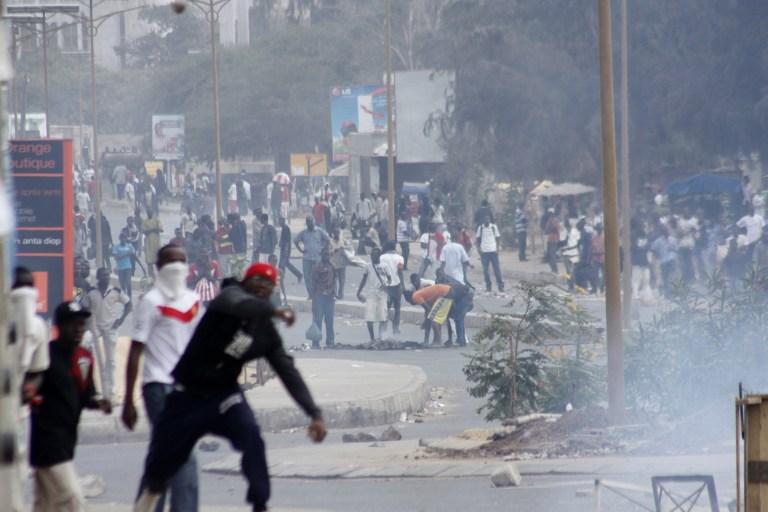 Affrontements à l'Ucad : Une grenade met le feu dans une chambre d'étudiante