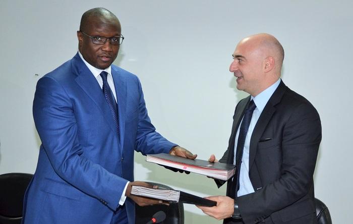 Signature d'accord entre Senelec et IPP Malincounda: Mouhamadou Makhtar Cissé pose une autre jalon pour la croissance économique