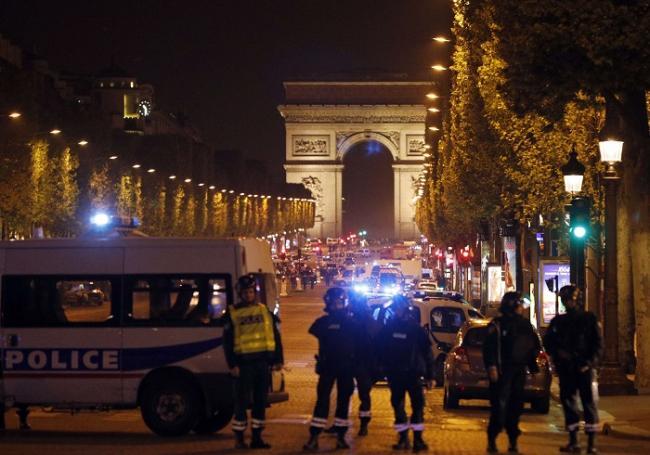 France : Le père de l'auteur de l'attentat des Champs Elysées en prison pour apologie du terrorisme